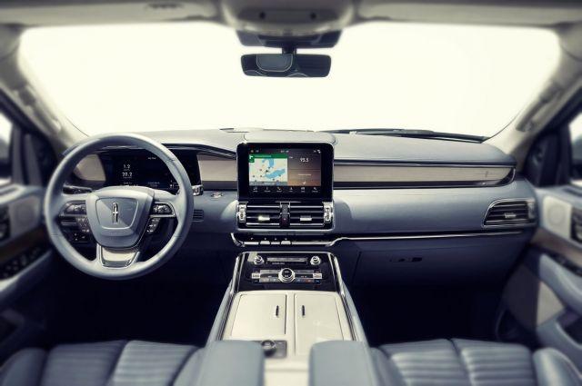 2020 Lincoln Navigator interior - Ford Tips