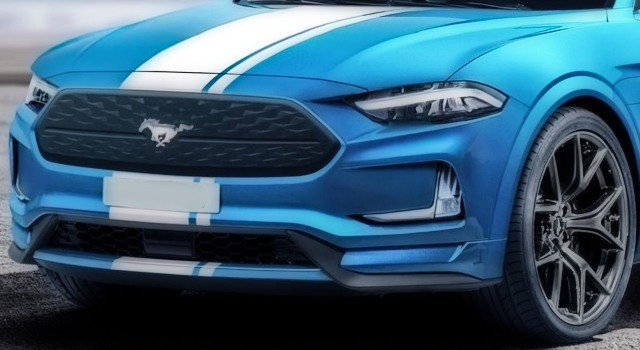 2020 Ford Mustang Mach1 is a Performance Electric SUV - Ford Tips