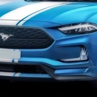 2020 Ford Mustang Mach1 is a Performance Electric SUV