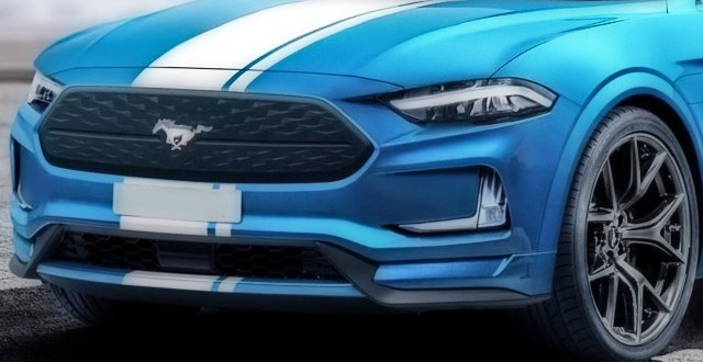 2020 Ford Mustang Mach1 is a Performance Electric SUV ...