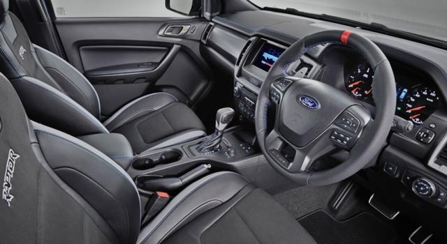 ford ranger raptor interior ford tips