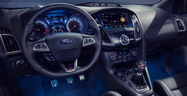 Ford EPAS steering wheel