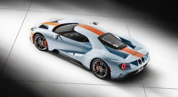 2020 Ford GT Heritage