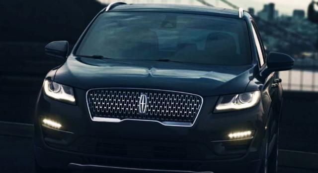 2020 Lincoln MKC exterior
