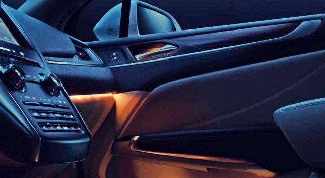 2020 Lincoln MKC interior