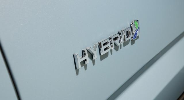 2020 Ford Bronco Hybrid