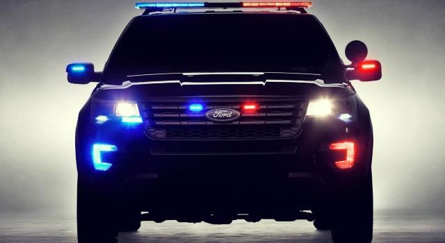 2020 Ford Explorer Police Interceptor Hybrid