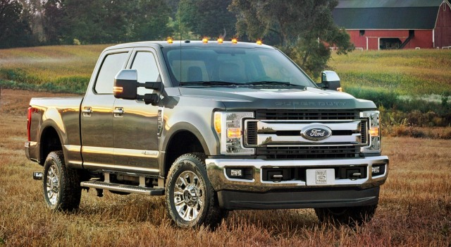 2021 Ford F-250 Hybrid front - Ford Tips