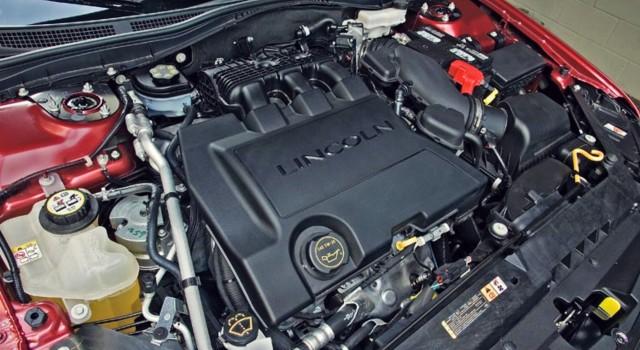 2019 Lincoln Mark LT engine