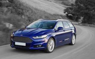 2020 Ford Mondeo Wagon