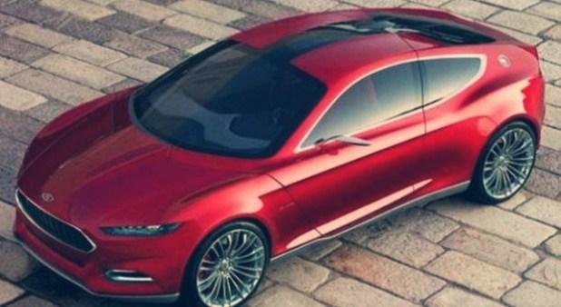 2020 Ford Thunderbird design