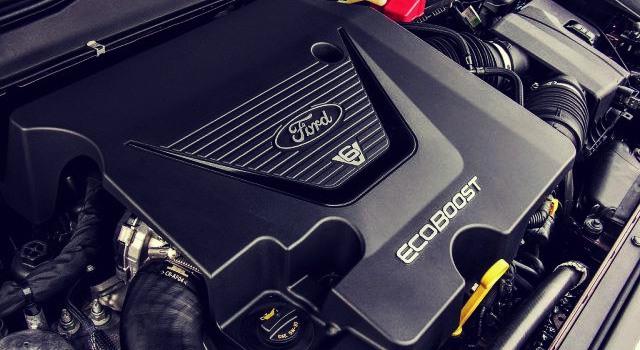 2020 Ford Torino engine