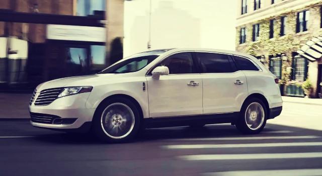 2020 Lincoln MKT exterior