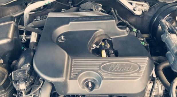 2021 Ford Ranger ecoboost