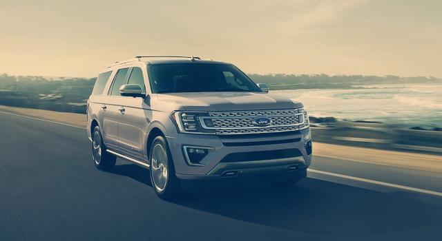 2020 Ford Expedition Platinum design