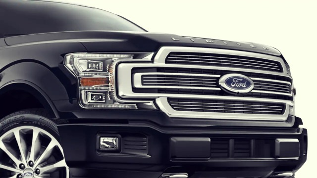 2020 Ford F-150 Limited grille