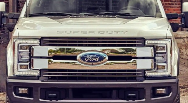 2020 Ford F-250 King Ranch facelift