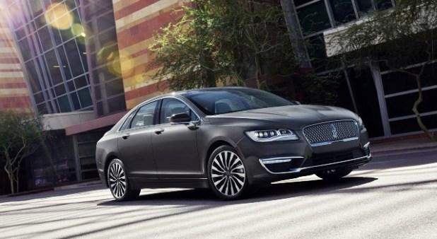 2021 Lincoln MKZ exterior
