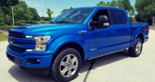 2020 Ford F-150 Lariat design