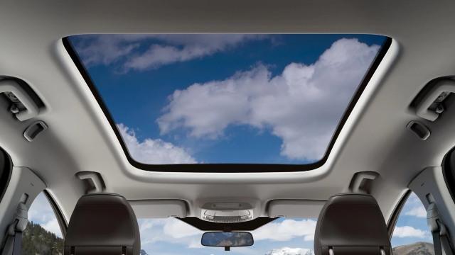 2020 Ford S-Max Hybrid interior