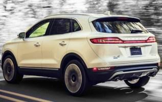 2021 Lincoln MKC sales