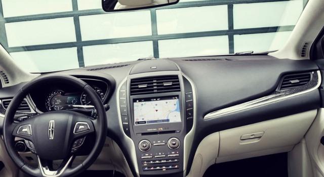 2021 Lincoln MKC updates