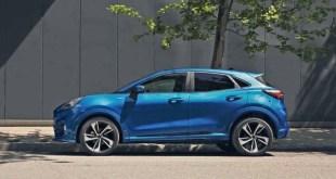 2020 Ford Puma exterior