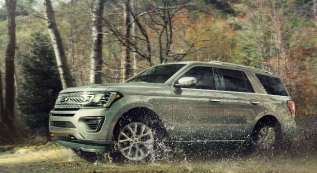 2020 Ford Expedition Diesel Platinum