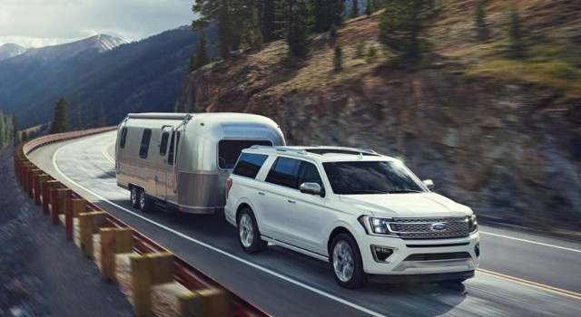 2020 Ford Expedition Diesel exterior