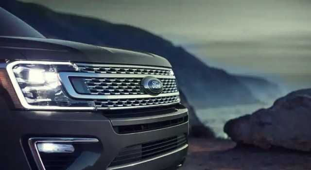 2020 Ford Expedition Diesel facelift