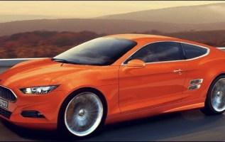 2021 Ford Thunderbird redesign