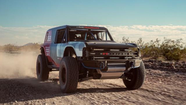 2020 Ford Bronco R design
