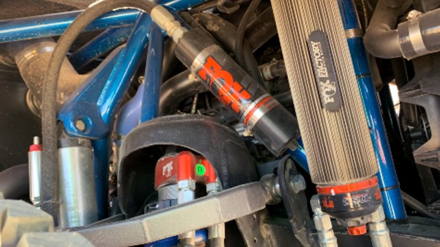 ford bronco   ready  conquer baja  ford tips