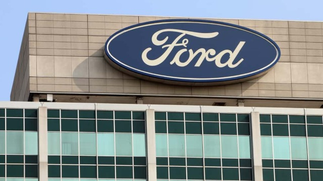 Ford plant Michigan