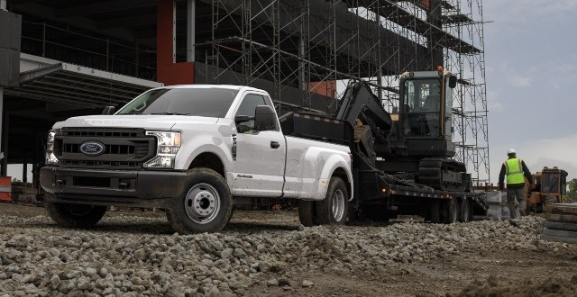 2021 Ford F-350 exterior