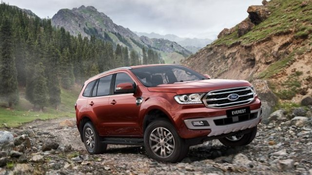 2021 ford everest exterior  ford tips