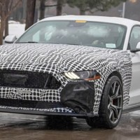 2021 Ford Mustang Mach 1: Spied With New Front Fascia