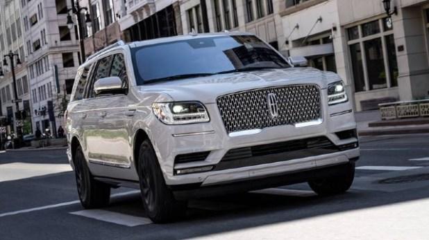 2021 Lincoln Navigator refresh