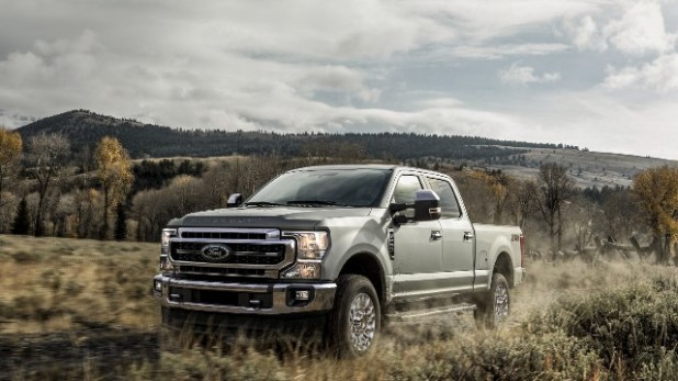 2021 Ford F-250 Super Duty redesign