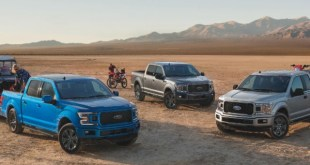 2021 Ford F-150 Trim Levels