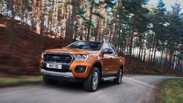 2021 Ford Ranger Hybrid specs