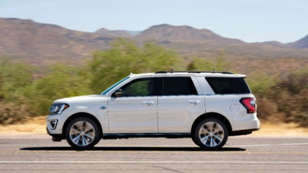 2022 Ford Expedition hybrid