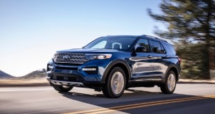2022 Ford Explorer changes