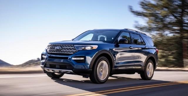 2022 Ford Explorer changes