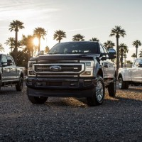 Next-Gen 2022 Ford Super Duty to Introduce Complete Redesign