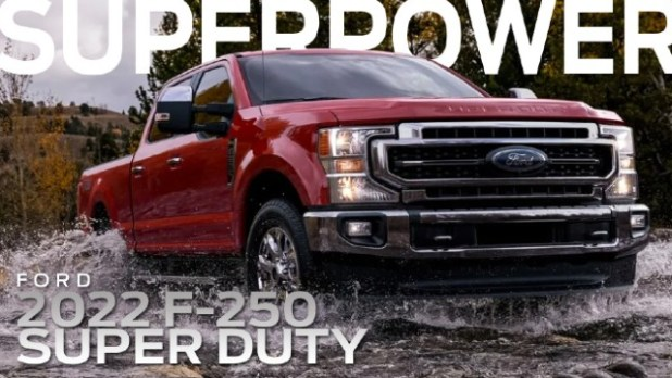 2022 Ford Super Duty specs