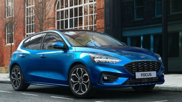 2022 Ford Focus restyling