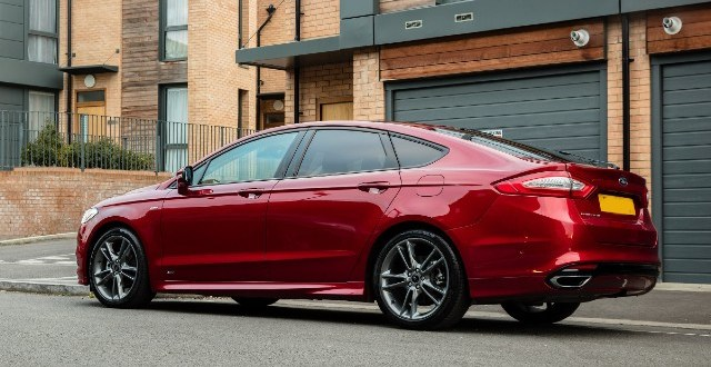 2022 Ford Mondeo redesign