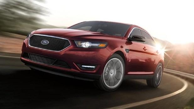 2022 Ford Taurus specs
