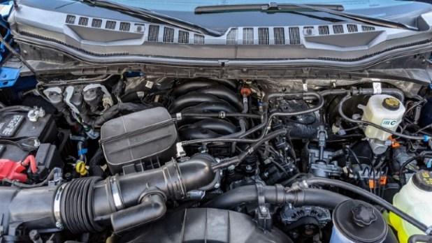 2022 Ford Excursion gasoline